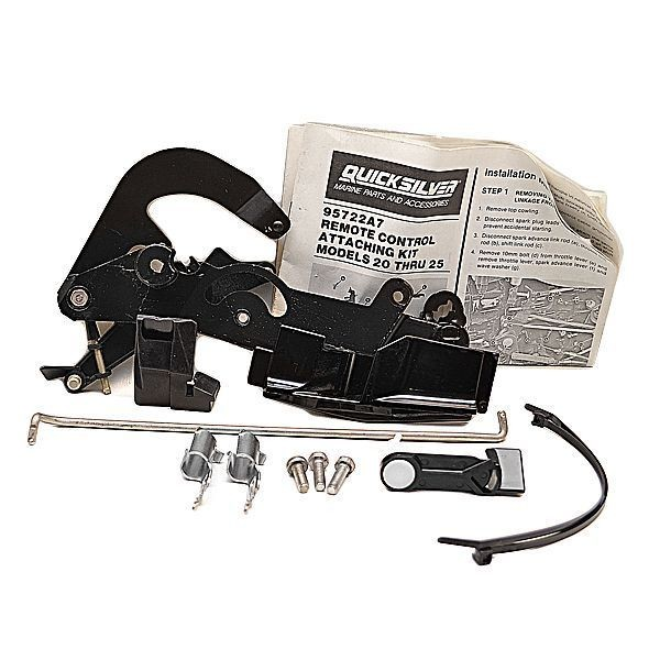 MERCURY QUICKSILVER 41323A2 STEERING BOAT REMOTE CONTROL ATTACHING KIT