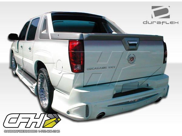 FRP Cadillac Escalade Ext ESV Platinum Body Kit 4 PC 99 06 Ships from